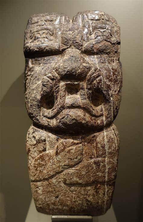 Spirit axe, Gulf Coast Olmec culture, Tabasco state ...