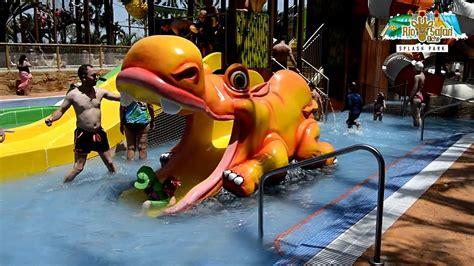 Splash Park de Río Safari Elche   YouTube