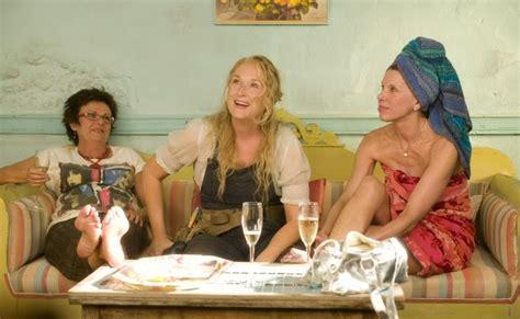 Split Screen: DVD: Mamma Mia!, por Tiago Ramos