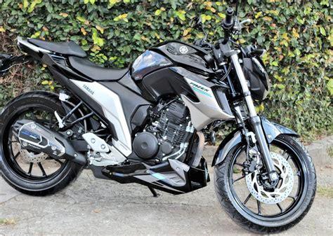 Spoiler Fazer 250 2018   Motos Design **mod Big A Combinar ...