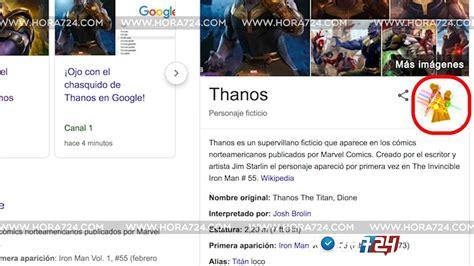 Spoiler Free: ¡Cuidado con el chasquido de Thanos en ...