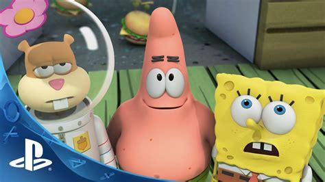 SpongeBob HeroPants Video Game   Launch Trailer | PS Vita ...