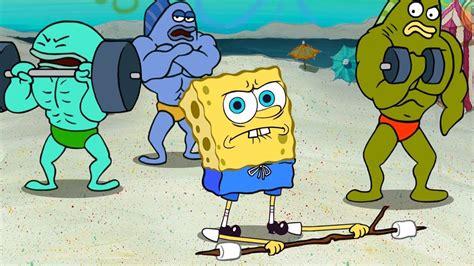 SpongeBob s Game Frenzy: Spongebob Exercise ...