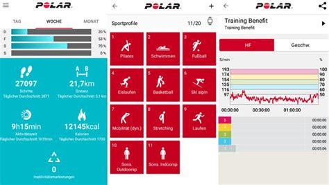 Sport Smartwatch im Test: Polar M200 | A1Blog