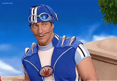 Sportacus Lazy Town GIF   Sportacus LazyTown   Discover ...