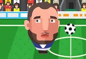 Sports Heads: Football Championship Online   MiniJuegos.com