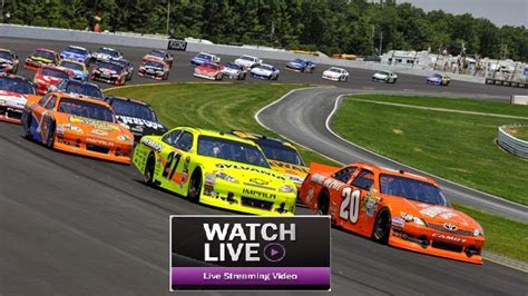 SPORTS LIVE NOW: Watch NASCAR Sprint Cup Series at ...