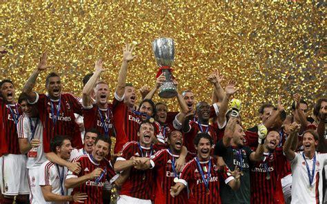 Sports soccer ac milan football teams wallpaper ...