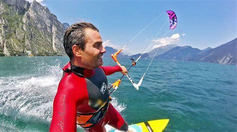 Spot Kitesurf Lago Di Garda Italia