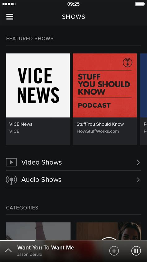 Spotify Adds Video, Podcasts, and Running Music Features ...
