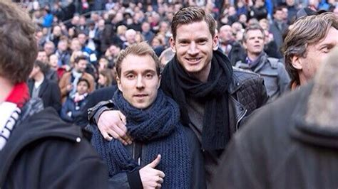 Spurs midfielder Christian Eriksen receives classy ...