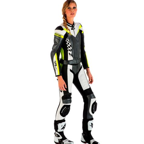 Spyke 4Race Div Women Motorcycle Leather Suits, 4Race RAC ...