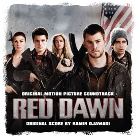 'Red Dawn' Soundtrack Details | Film Music Reporter