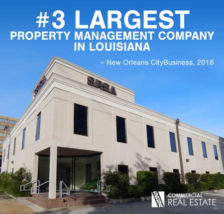 SRSA Commercial Real Estate Named Louisiana's 3rd Largest ...