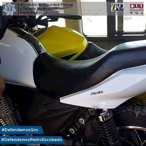 SSPM de Pedro Escobedo asegura a 2 sujetos por robo de ...