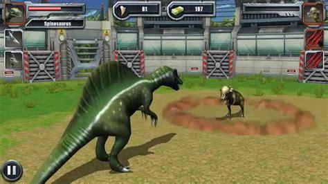 쥬라기 공원  Jurassic Park Builder    Jurassic Battle 1   YouTube