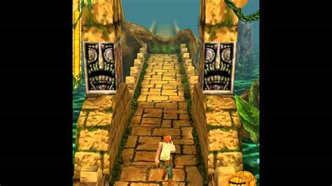 Игра Temple Run 1.0.8 на андроид   Бегалка по храму   YouTube