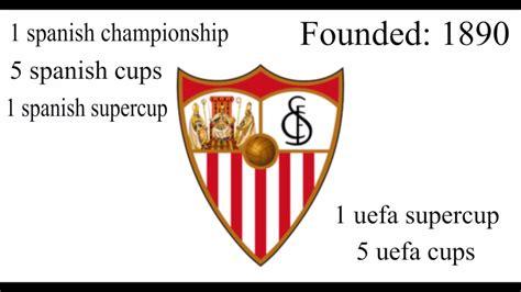 ΥΜΝΟΣ ΣΕΒΙΓΙΑ / ANTHEM OF SEVILLA FC / HIMNO SEVILLA FC ...