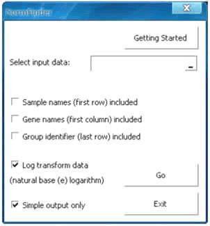 最新最好用geNorm、normfinder、bestkeeper 内参基因软件使用方法_文档下载