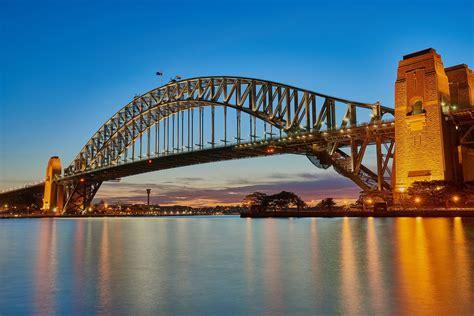 Γέφυρα του Σίδνεϊ  Sydney Harbour Bridge  | TopTraveller.gr