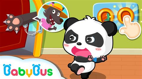寶寶居家安全   幼兒教育遊戲   官方影片   寶寶巴士   YouTube