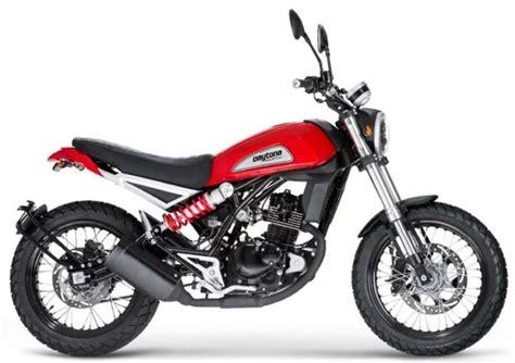 Μοτοσυκλέτα DAYTONA MUST 125 2019 125cc CUSTOM τιμή ...