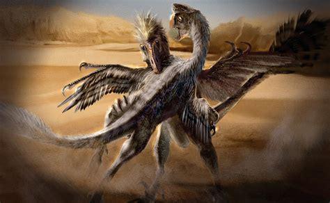 Изображение   Velociraptor vs oviraptor by cheungchungtat ...