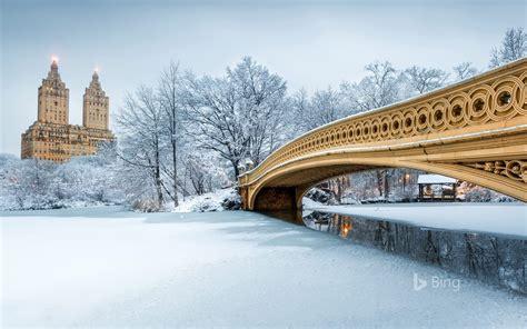 「ボウ・ブリッジ」アメリカ, ニューヨーク市、Bing、2018プレビュー | 10wallpaper.com