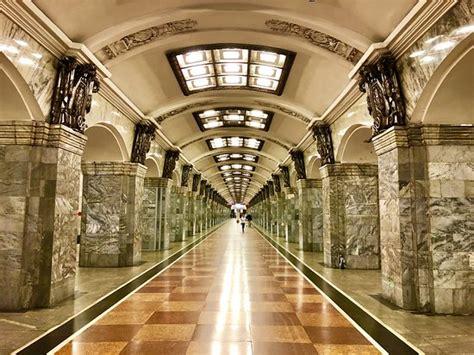 St. Petersburg Metro  Saint Pétersbourg  : 2019 Ce qu il ...