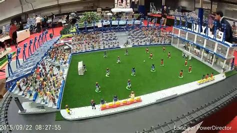 STADE DE FOOT PLAYMOBIL   YouTube