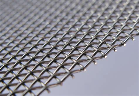 Stainless Steel Wire Mesh by Weisse & Eschrich | STYLEPARK