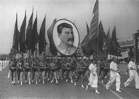 Stalin and sport: How the leader promoted his ideology at ...