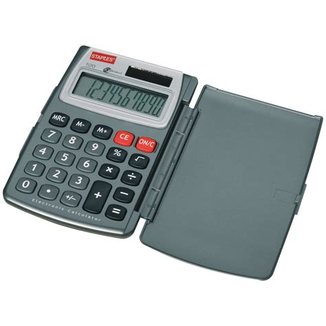 Staples 520 pocket calculator | Staples
