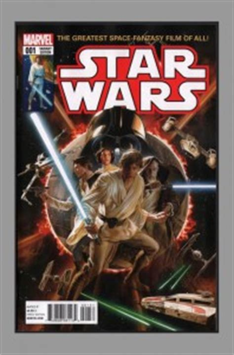 Star Wars #1 Variant Art Cover 1:50 ~ Alex Ross