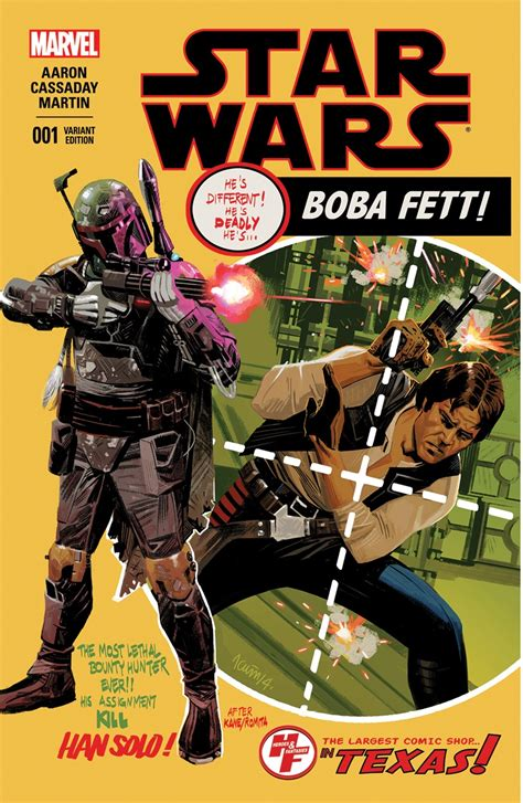 Star Wars 1 Variants: See 30 Covers To The New Marvel ...