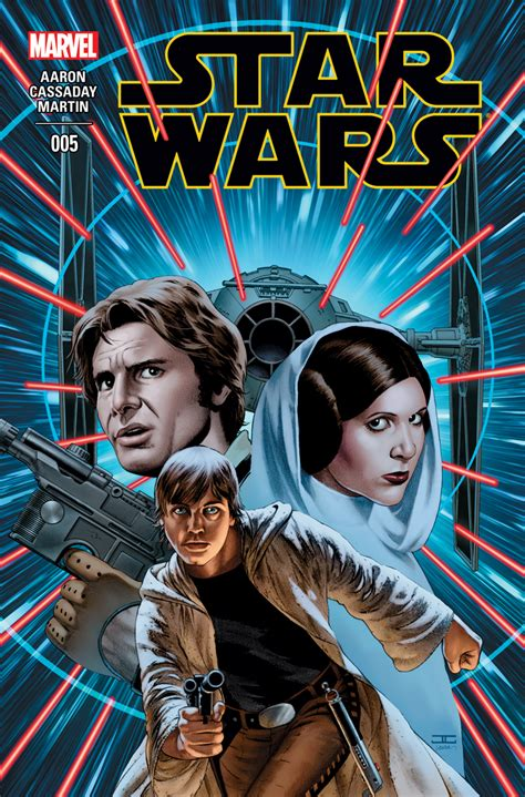 Star Wars  2015  #5   Comic Issues   Marvel