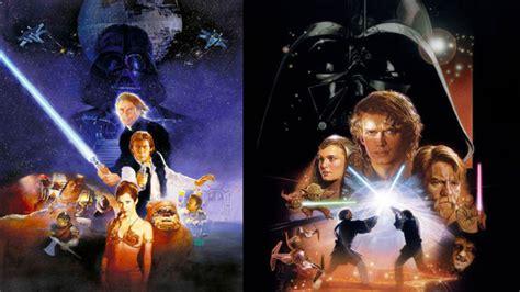 Star Wars: ¿Cuál es el mejor orden para ver las películas ...