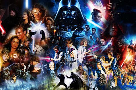 Star Wars, el orden cronológico correcto de todas las ...
