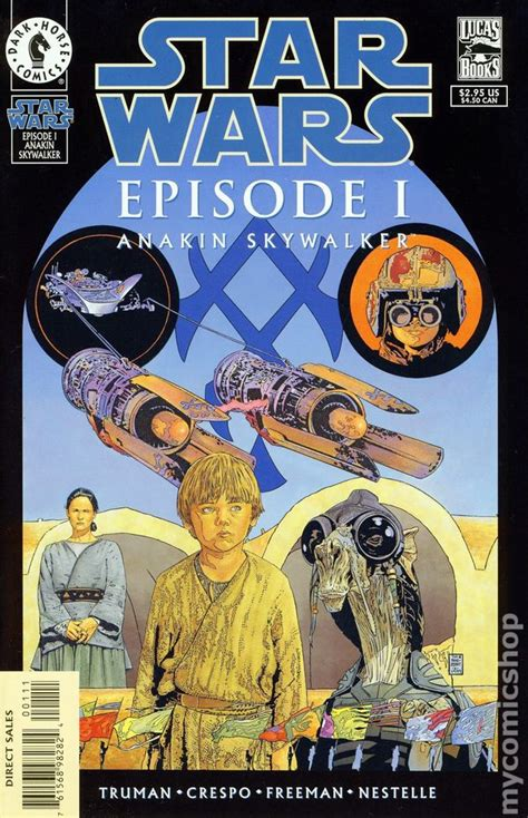 Star Wars Episode 1 Anakin Skywalker  1999  comic books