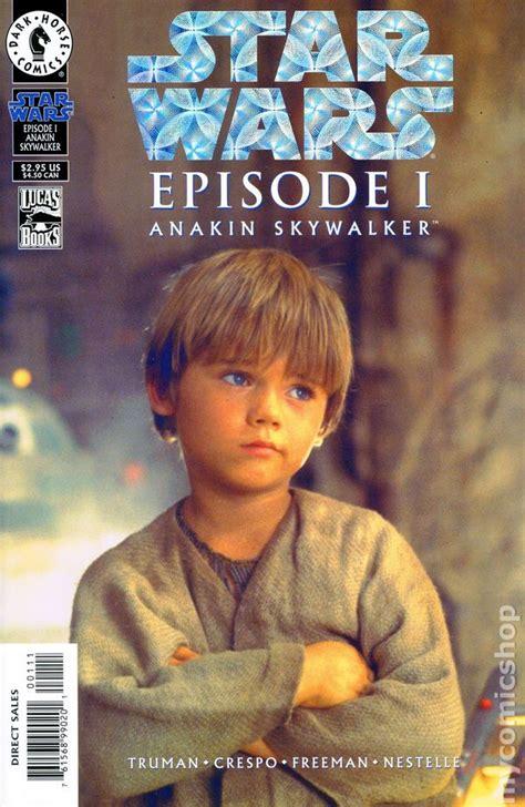 Star Wars Episode 1 Anakin Skywalker  1999  comic books