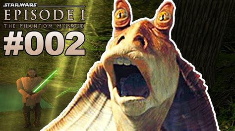 STAR WARS EPISODE 1 DIE DUNKLE BEDROHUNG #002 Jar Jar ...