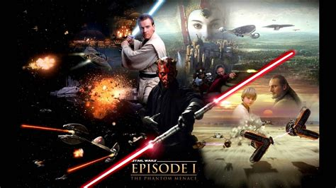 Star Wars Episode 1   Duel Of The Fates #02   OST   YouTube