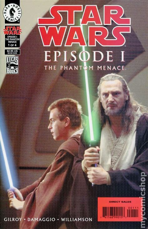 Star Wars Episode 1 Phantom Menace  1999  comic books