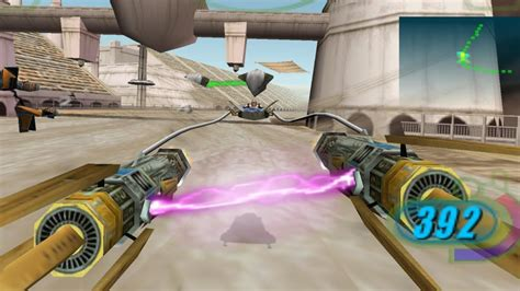 Star Wars Episode 1: Racer PC Re release Gameplay  1080p ...