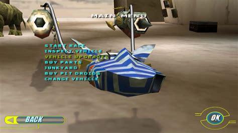 Star Wars Episode 1 Racer PC  Steam  Gameplay 1440P ...