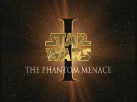 Star Wars: Episode 1   Start dvd title   YouTube