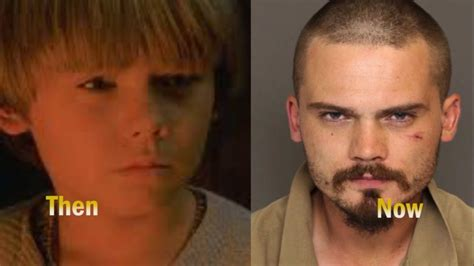 Star Wars Episode 1   The Phantom Menace Cast: THEN AND ...