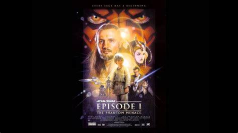 Star Wars Episode 1 The Phantom Menace Soundtrack : Duel ...