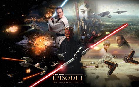 Star Wars Episode 1 Wallpapers   Wallpaper Cave