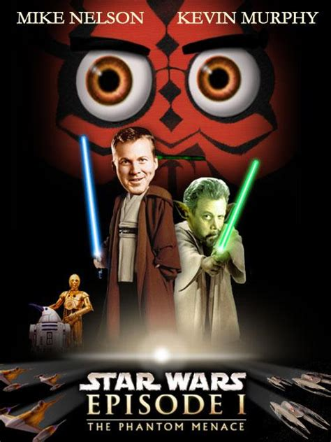 Star Wars Episode I: The Phantom Menace | RiffTrax